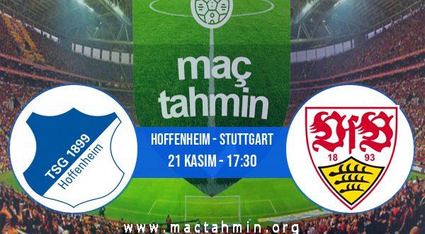 Hoffenheim - Stuttgart İddaa Analizi ve Tahmini 21 Kasım 2020