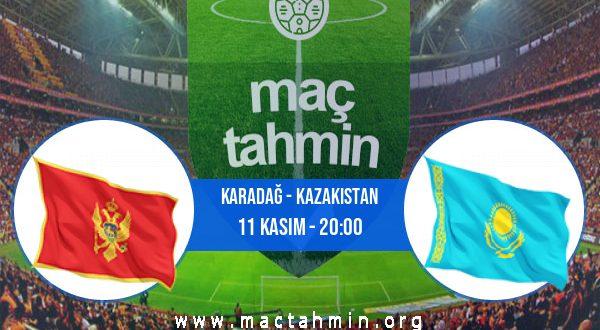 Karadağ - Kazakistan İddaa Analizi ve Tahmini 11 Kasım 2020