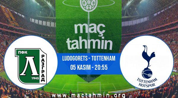 Ludogorets - Tottenham İddaa Analizi ve Tahmini 05 Kasım 2020