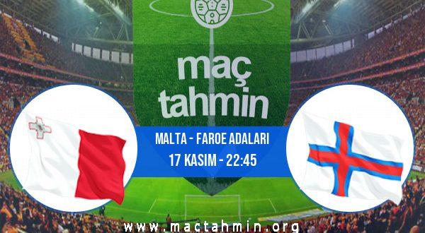 Malta - Faroe Adaları İddaa Analizi ve Tahmini 17 Kasım 2020