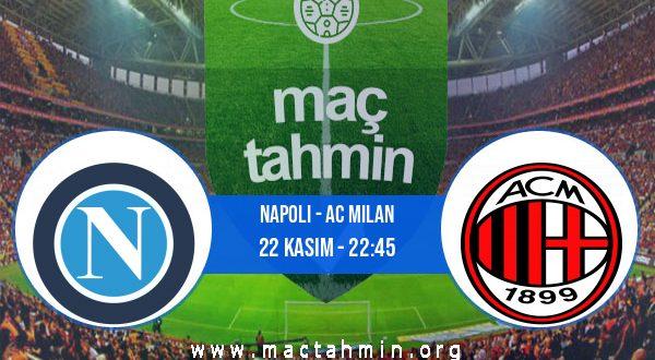 Napoli - AC Milan İddaa Analizi ve Tahmini 22 Kasım 2020