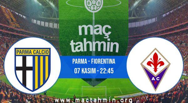 Parma - Fiorentina İddaa Analizi ve Tahmini 07 Kasım 2020