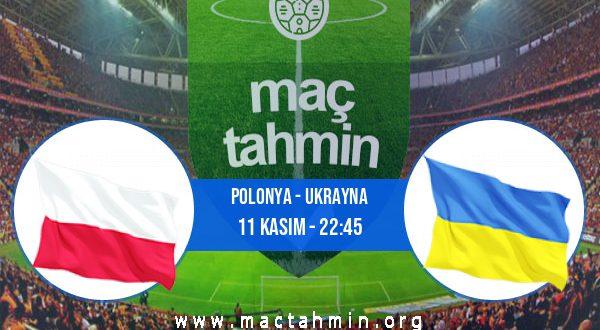 Polonya - Ukrayna İddaa Analizi ve Tahmini 11 Kasım 2020