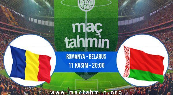 Romanya - Belarus İddaa Analizi ve Tahmini 11 Kasım 2020