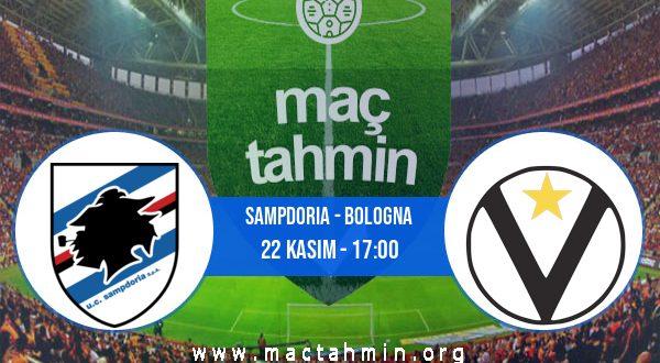 Sampdoria - Bologna İddaa Analizi ve Tahmini 22 Kasım 2020