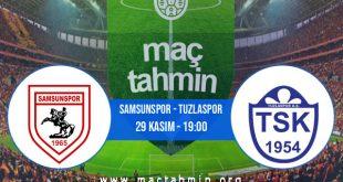 Samsunspor - Tuzlaspor İddaa Analizi ve Tahmini 29 Kasım 2020