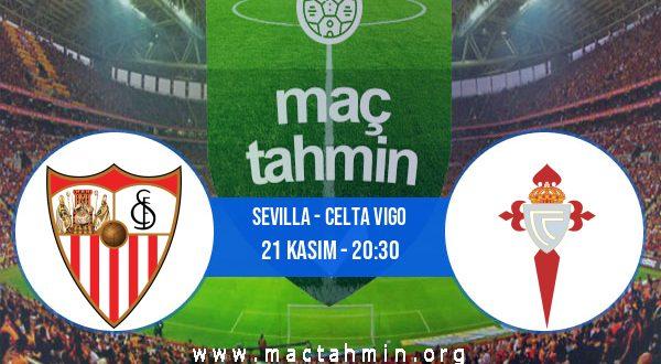 Sevilla - Celta Vigo İddaa Analizi ve Tahmini 21 Kasım 2020