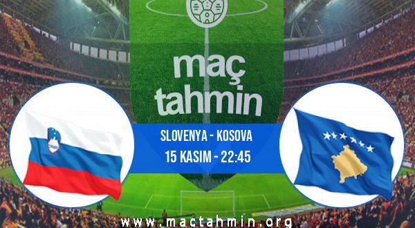 Slovenya - Kosova İddaa Analizi ve Tahmini 15 Kasım 2020