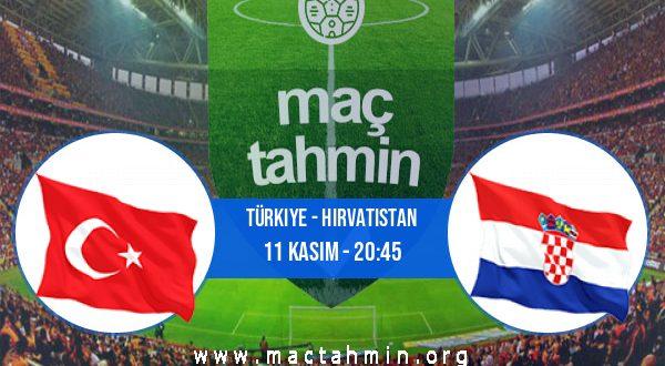Türkiye - Hırvatistan İddaa Analizi ve Tahmini 11 Kasım 2020