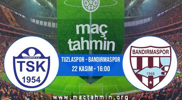 Tuzlaspor - Bandırmaspor İddaa Analizi ve Tahmini 22 Kasım 2020