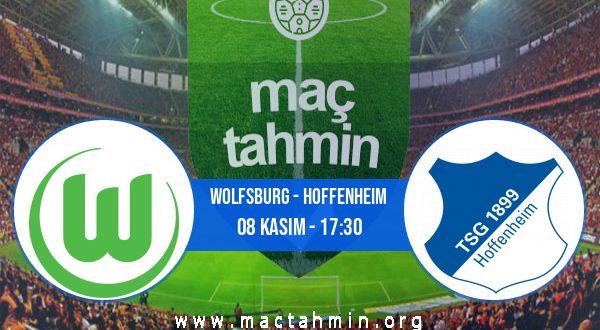 Wolfsburg - Hoffenheim İddaa Analizi ve Tahmini 08 Kasım 2020
