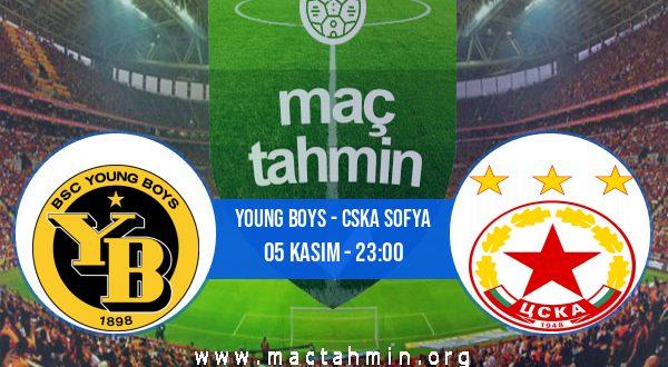 Young Boys - CSKA Sofya İddaa Analizi ve Tahmini 05 Kasım 2020