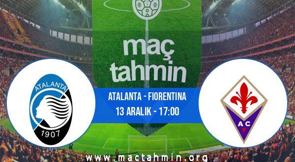 Atalanta - Fiorentina İddaa Analizi ve Tahmini 13 Aralık 2020