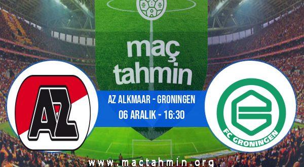 AZ Alkmaar - Groningen İddaa Analizi ve Tahmini 06 Aralık 2020
