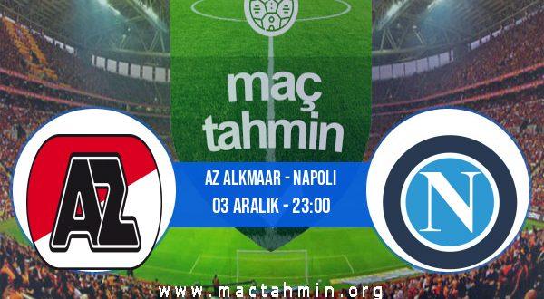 AZ Alkmaar - Napoli İddaa Analizi ve Tahmini 03 Aralık 2020
