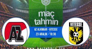 AZ Alkmaar - Vitesse İddaa Analizi ve Tahmini 23 Aralık 2020