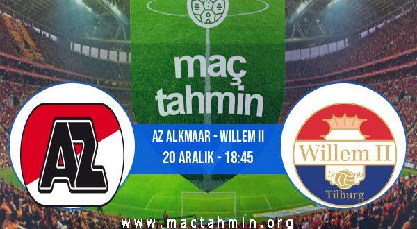 AZ Alkmaar - Willem II İddaa Analizi ve Tahmini 20 Aralık 2020