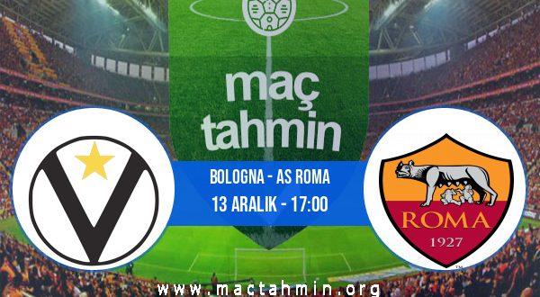 Bologna - AS Roma İddaa Analizi ve Tahmini 13 Aralık 2020