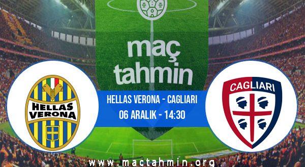 Hellas Verona - Cagliari İddaa Analizi ve Tahmini 06 Aralık 2020