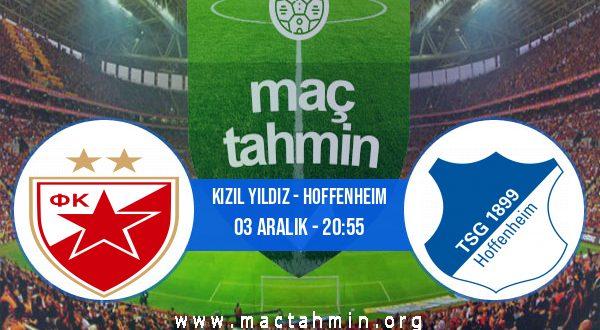 Kızıl Yıldız - Hoffenheim İddaa Analizi ve Tahmini 03 Aralık 2020