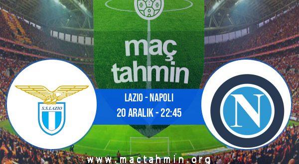 Lazio - Napoli İddaa Analizi ve Tahmini 20 Aralık 2020