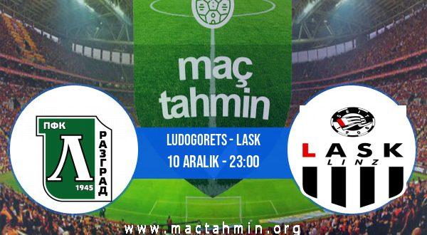 Ludogorets - LASK İddaa Analizi ve Tahmini 10 Aralık 2020
