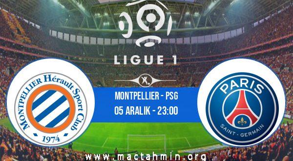 Montpellier - PSG İddaa Analizi ve Tahmini 05 Aralık 2020