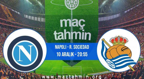 Napoli - R. Sociedad İddaa Analizi ve Tahmini 10 Aralık 2020