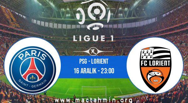 PSG - Lorient İddaa Analizi ve Tahmini 16 Aralık 2020