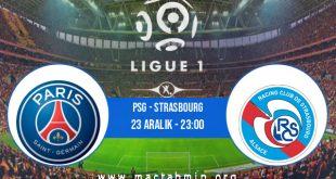 PSG - Strasbourg İddaa Analizi ve Tahmini 23 Aralık 2020