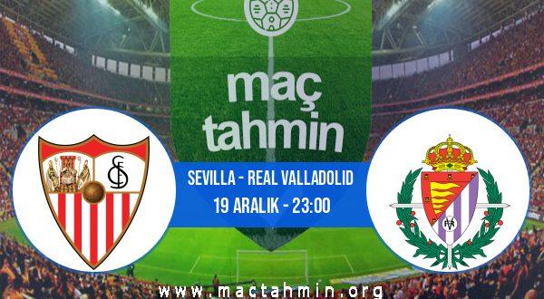 Sevilla - Real Valladolid İddaa Analizi ve Tahmini 19 Aralık 2020