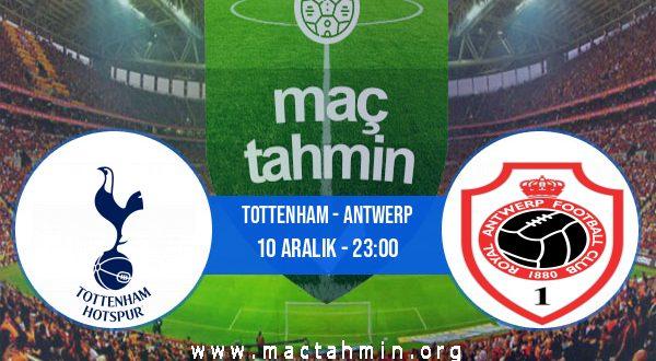 Tottenham - Antwerp İddaa Analizi ve Tahmini 10 Aralık 2020