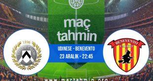 Udinese - Benevento İddaa Analizi ve Tahmini 23 Aralık 2020