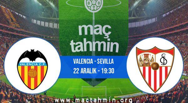Valencia - Sevilla İddaa Analizi ve Tahmini 22 Aralık 2020