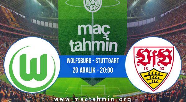 Wolfsburg - Stuttgart İddaa Analizi ve Tahmini 20 Aralık 2020