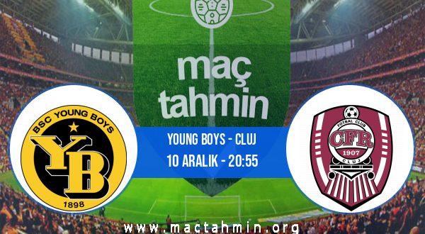 Young Boys - Cluj İddaa Analizi ve Tahmini 10 Aralık 2020
