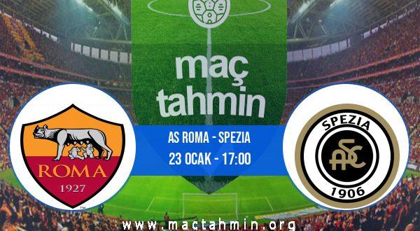 AS Roma - Spezia İddaa Analizi ve Tahmini 23 Ocak 2021