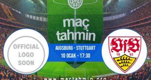 Augsburg - Stuttgart İddaa Analizi ve Tahmini 10 Ocak 2021