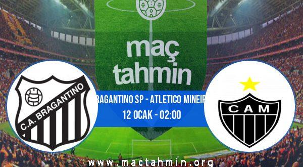 Bragantino SP - Atletico Mineiro İddaa Analizi ve Tahmini 12 Ocak 2021