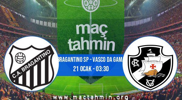 Bragantino SP - Vasco Da Gama İddaa Analizi ve Tahmini 21 Ocak 2021