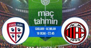 Cagliari - AC Milan İddaa Analizi ve Tahmini 18 Ocak 2021