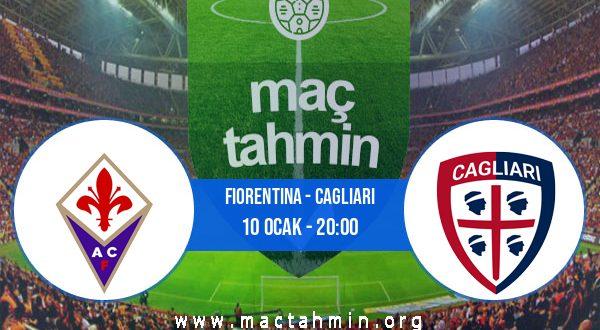 Fiorentina - Cagliari İddaa Analizi ve Tahmini 10 Ocak 2021