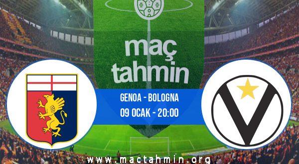 Genoa - Bologna İddaa Analizi ve Tahmini 09 Ocak 2021