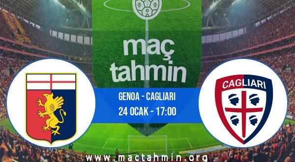 Genoa - Cagliari İddaa Analizi ve Tahmini 24 Ocak 2021