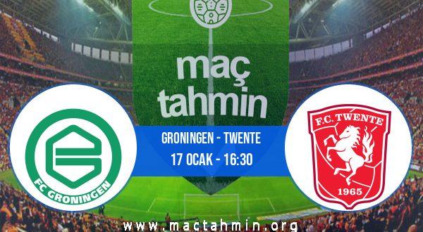 Groningen - Twente İddaa Analizi ve Tahmini 17 Ocak 2021
