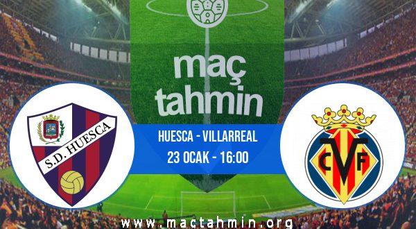 Huesca - Villarreal İddaa Analizi ve Tahmini 23 Ocak 2021