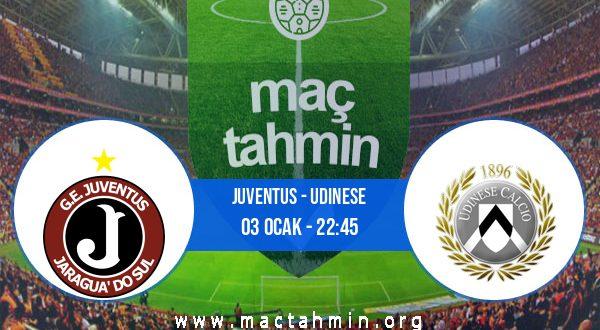 Juventus - Udinese İddaa Analizi ve Tahmini 03 Ocak 2021