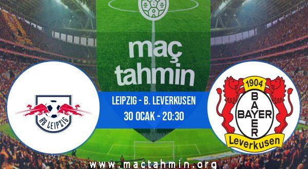 Leipzig - B. Leverkusen İddaa Analizi ve Tahmini 30 Ocak 2021