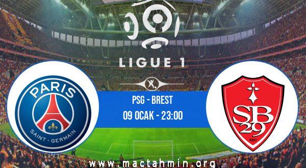PSG - Brest İddaa Analizi ve Tahmini 09 Ocak 2021