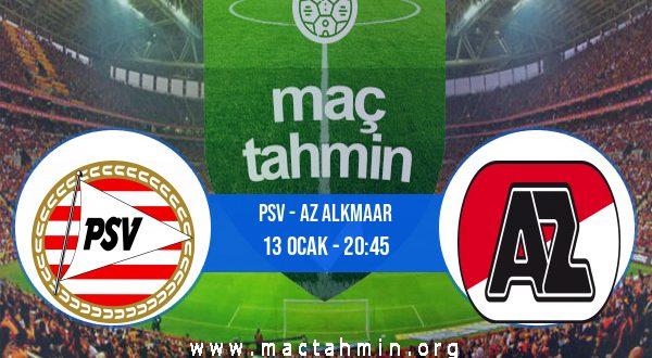 PSV - AZ Alkmaar İddaa Analizi ve Tahmini 13 Ocak 2021
